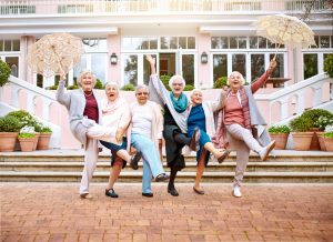 aging psychology