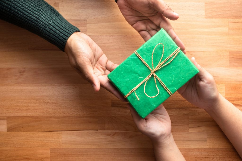 money smart gifts