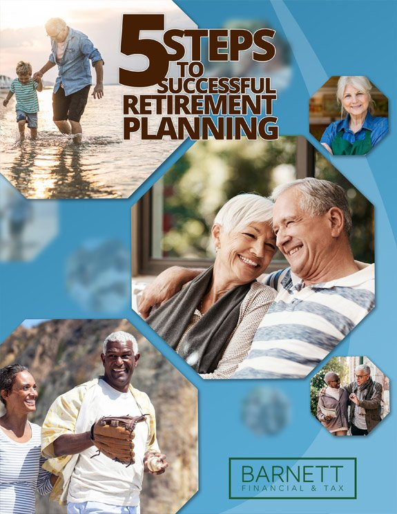 5 Steps to Successful Retirement Planning Guide